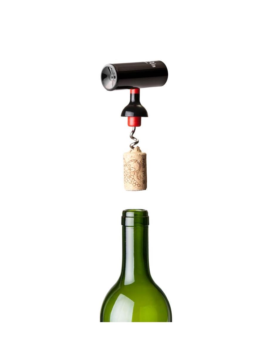 Сделать штопор для вина