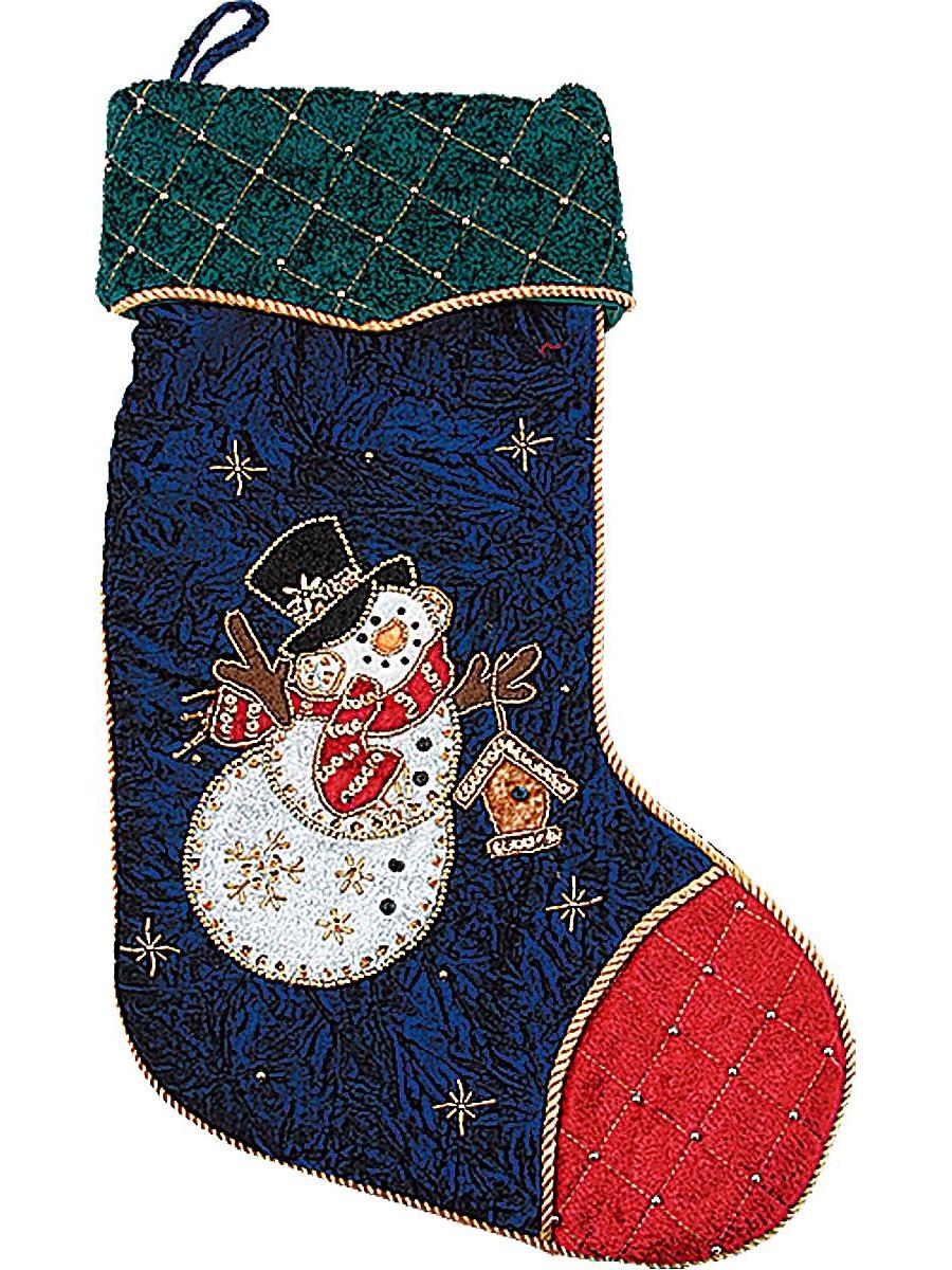 Как носок для подарков