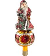 Макушка для ёлки Дед Мороз GW-19