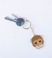 Брелок emokeyrings monkey
