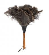 Щётка для пыли из страусиного пера 35 см
