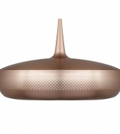 Плафон clava dine brushed copper