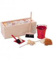 Набор игрушечных щёток для детей