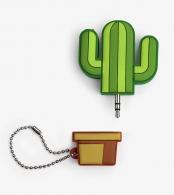 Разветвитель для наушников Cactus