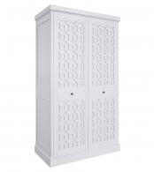 Шкаф 2 двери Бук, элементы МДФ Серо-бежевый MA121-K04